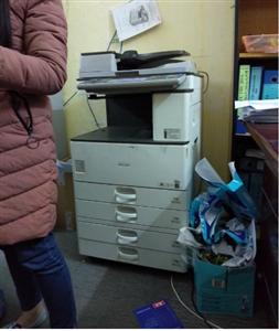 Cho thuê máy photocopy tại Phạm Văn Đồng