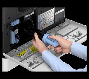 Đổ mực máy photocopy Canon iR 2425